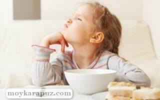 Плохой аппетит у ребенка 10 лет причины лечение