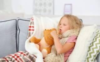 Острый бронхит у ребенка лечение в домашних условиях