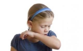 Грудной кашель у ребенка без температуры лечение семь лет