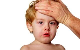 Синусит симптомы и лечение у ребенка 3 года