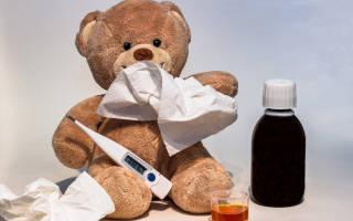 У ребенка сухой кашель что давать