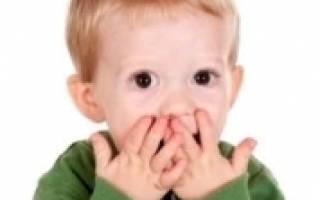 Металлический запах изо рта у ребенка причины и лечение