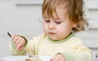 Расстройство желудка у ребенка 2 года симптомы и лечение