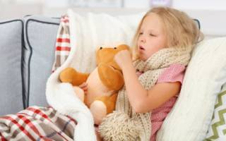 Лечение кашля у ребенка 10 лет народными средствами