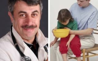Рвота у ребенка 8 лет без температуры лечение
