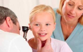 Отит у ребенка 8 месяцев симптомы и лечение