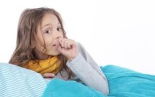 Частый сухой кашель у ребенка не прекращается лечение