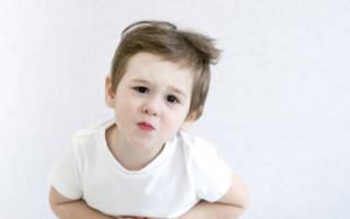 Изжога у ребенка 6 лет причины и лечение