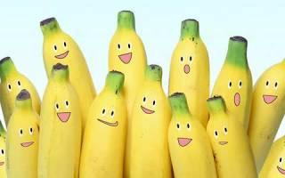Когда можно давать банан ребенку комаровский