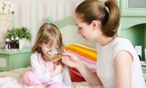 Лечение ребенка от кашля народными средствами 8 месяцев