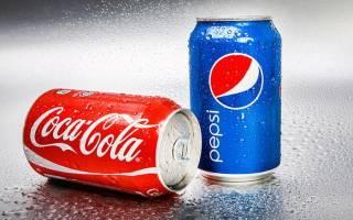 Вред Кока-Колы и Пепси при лактации