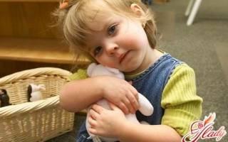 Нервный тик у ребенка 5 лет симптомы и лечение