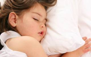 Ребенок 7 лет скрипит зубами во сне причины и лечение