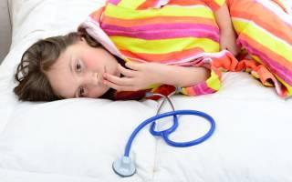 Рвота и температура без поноса у ребенка лечение