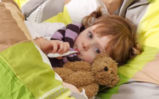 Препараты для лечения простуды у ребенка 1 год