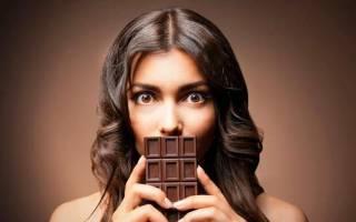 Как проявляется аллергия на шоколад?