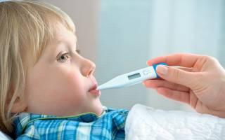 У ребенка температура 38 кашель и сопли лечение 3 года