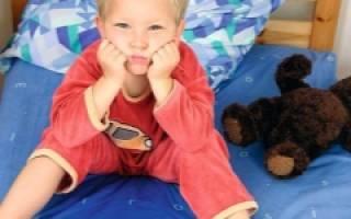 Ночной энурез у ребенка 4 года лечение народными средствами