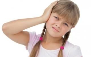 Как лечить отит уха у ребенка народные средства лечения?