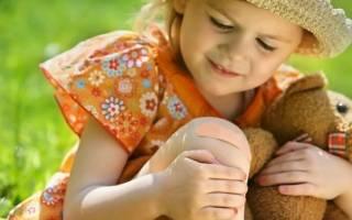 Боли в коленных суставах у ребенка лечение в домашних условиях