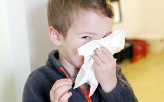Зеленые сопли и мокрый кашель у ребенка лечение
