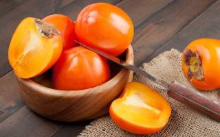 Можно ли употреблять хурму при грудном вскармливании: организация питания кормящей матери и положительные свойства плода