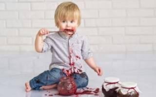 Аллергия на сладкое у ребенка 4 года