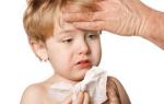 Острый синусит у ребенка 4 лет симптомы и лечение