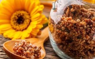 Основные сведения о пчелином клее (прополисе)