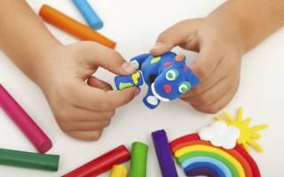 Польза лепки из пластилина для детей