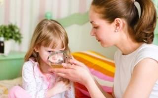 Лечение ангины у двухлетнего ребенка в домашних условиях
