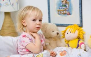 Лечение при сухом кашле у ребенка чем лечить