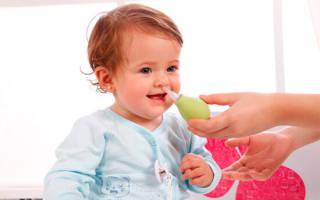 Простуда у ребенка лечение народными средствами до 2 года