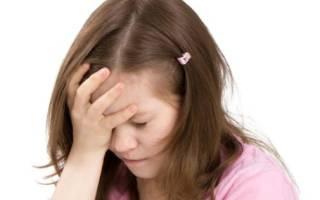 Головные боли у ребенка 9 лет причины и лечение