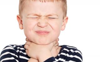 Стоматит в горле у ребенка лечение в домашних