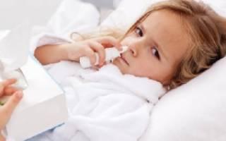 Ринит по задней стенке у ребенка лечение комаровский