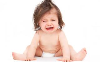 Трещина в заднем проходе у ребенка 5 лет лечение