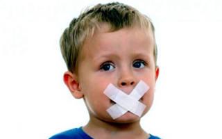 Отставание в развитии речи у ребенка 3 лет лечение