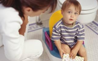 Боль при мочеиспускании у ребенка 3 лет лечение