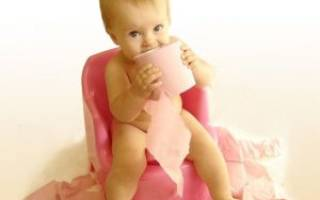 Понос у 10 месячного ребенка причины и лечение