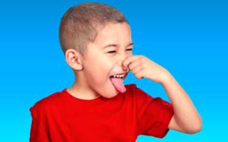 Запах гноя в носу у ребенка причины лечение