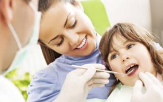 Кариес передних зубов у ребенка 3 года лечение