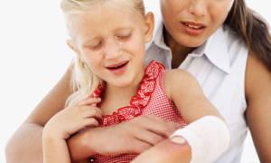 Перелом лучевой кости руки лечение срок срастания у ребенка