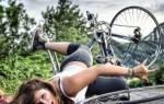 У ребенка попала нога в колесо велосипеда лечение