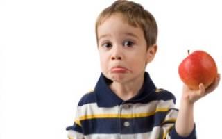 Аллергия на яблоки симптомы у грудничка