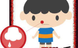 У ребенка часто идет кровь из носа лечение народными средствами