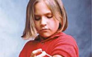 Сахарный диабет у ребенка 2 года симптомы и лечение