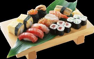 Суши и роллы при кормлении грудью