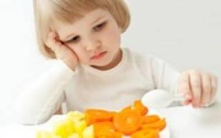 Плохой аппетит у ребенка 7 лет причины и лечение