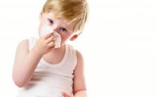 Лечения насморка у ребенка 3 года в домашних условиях